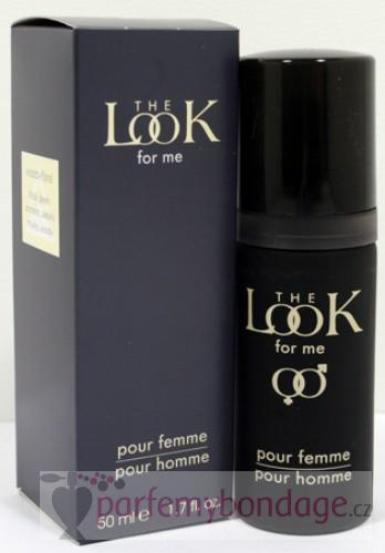 The Look for Me unisex toaletní voda 50 ml